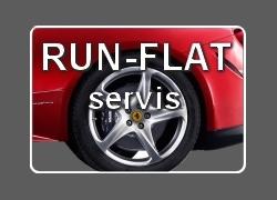 RUN-FLAT servis
